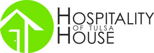 Hospitality House LOGO over light horizontal